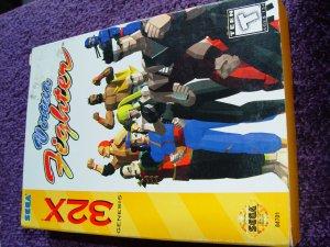 Virtua Fighter Genesis 32x