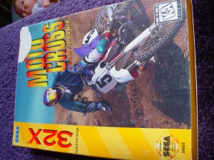 Moto Cross championship  Genesis