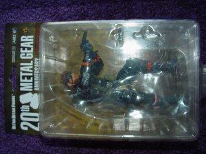 Metal Gear 20th Anniversary Ultra Detail Figure