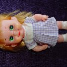Doll made in Japan Blond Hair