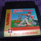 R.B.I Baseball Nintendo NES game