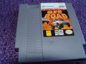 Super Off Road Nintendo NES game