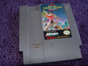 Double Dragon 2 Nintendo NEs game