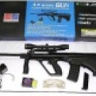 BE-M8 Airsoft Full Size Steyr Aug Style with Scope