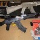 Cm0506B Airsoft Full Size AK-47 with Full Metal Body - Black