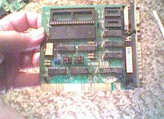 Kouwell Serial Card KW-509B 1991.... FREE SHIPPING!