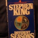 Different Seasons by Stephen King... FREE SHIPPING