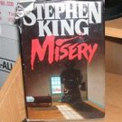 Misery by Stephen King Hardcover Edition.. FREE SHIPPING