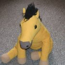 Stuffed Plush Spirit Of The Cimarron Horse Doll Dreamworks Teddy Bear