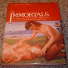 The Immortals by Derek and Julia Parker... Hardcover Edition 1976