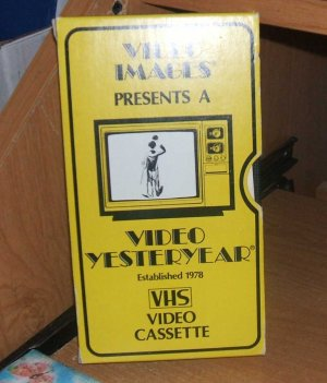 Diabolique 1955 VHS Original w/ French Subtitles.. A Video Yesteryear Collectible