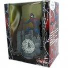 Marvel Comics Spiderman Clock by Tek Time