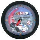 Mark Martin NASCAR Wall Clock w/ Racing Car Sounds!