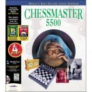 Chessmaster 5500 Computer Video Game