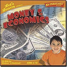 Let's Learn About Money &  Economics CD Software