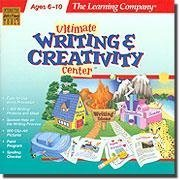 Ultimate Writing & Creativity Center for ages 6-10 by The Learning Company