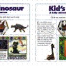 Kid's Zoo & 3-D Dinosaur Adventure CD