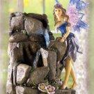 Lighted Fairy Fountain