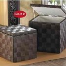 Nested Storage Trunk Set