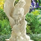 Reverant Angel Statue