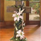 Heavenly Cross Accent Table