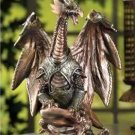 Dragon Warrior Statue