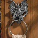 Castle Dragon Towel Ring