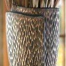 Wide Tribal Vase