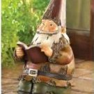 Book Smart Gnome Figurine