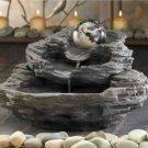 Rock Tabletop Fountain