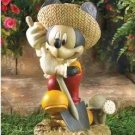Mickey Gardening Statue