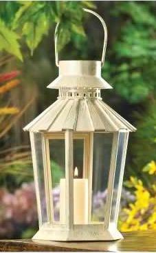 Graceful Garden Lantern