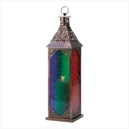 Tradewinds Candle Lantern