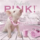 Perfectly Pink! Adorable Pig Mini 2020 Calendar Supporting Susan G Komen