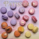 "PATISSERIE 16 Month 2020 WALL CALENDAR Baking Culinary Desserts 12"" x 12"" New!"