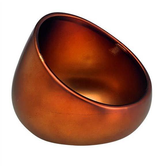 BOOMbowl 2.0 - Matte Bronze - Acoustic Amplifier for Smart Phones & Mini Smart Speakers