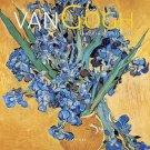 "Vincent Van Gogh French France Art 16 Month 2022 MINI CALENDAR 7"" x 7"""