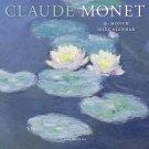 "Claude MONET Impressionist French Art 16 Month 2022 MINI CALENDAR 7"" x 7"""