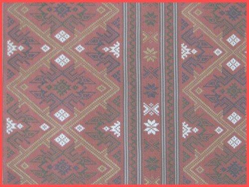 praewa-kalasin-Thaisilk : Red