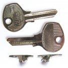Porsche Key Blank DM4 63-66 356 901 911 912