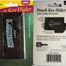 Key Hider Cache Velcro Pouch