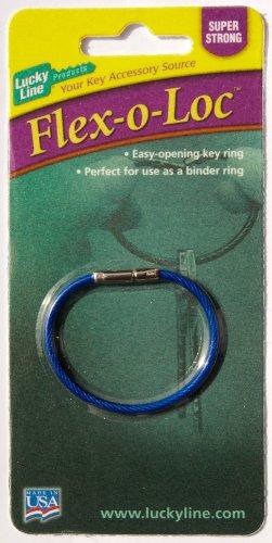 Flex-o-loc Key Ring 711 71101