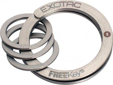 Exotac FREEKey System