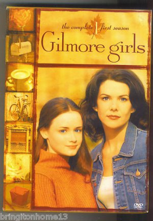 Gilmore Girls Complete First 1st Season 6 DISC DVD SET