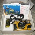 SEALIFE REEFMASTER SL LAND & SEA CAMERA SL520 35mm CASE, CARE KIT UNUSED W/BOX