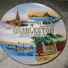 "VINTAGE CHARLESTON SOUTH CAROLINA STATE SOUVENIR COLLECTOR PLATE 8"""