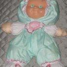 1990 FISHER PRICE FP SHERI GREEN Kids Doll Puffalump Puffalumps VHTF