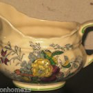 Royal Doulton The Kirkwood D5130 Creamer Multicolor England Floral Vintage