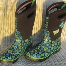 BOGS CLASSIC DAISY BOOTS -30 DEGREES WATERPROOF RAIN SNOW GIRLS SIZE 5