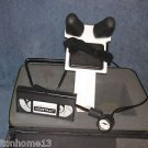 Saunders Cervical Hometrac Traction Device with Carry Case, Pad,  VHS Video Nice